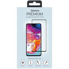 Selencia Protection d'écran premium en verre Galaxy A71 /Note 10 Lite