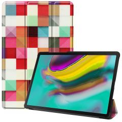 iMoshion Étui à rabat Design Trifold Samsung Galaxy Tab S5e