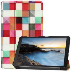 iMoshion Étui à rabat Design Trifold Samsung Galaxy Tab A 8.0 (2019)