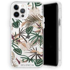 Selencia Coque très protectrice Zarya Fashion iPhone 12 (Pro)