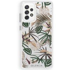 Selencia Coque très protectrice Zarya Fashion Samsung Galaxy A72