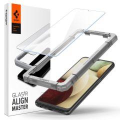Spigen Protection d'écran AlignMaster Cover 2 Pack Galaxy A32 (5G)