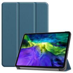 iMoshion Étui de tablette Trifold iPad Pro 11 (2020-2018) - Vert