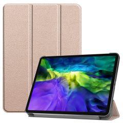 iMoshion Étui de tablette Trifold iPad Pro 11 (2020-2018) - Dorée