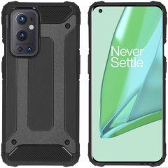 iMoshion Coque Rugged Xtreme OnePlus 9 Pro - Noir