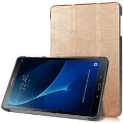 iMoshion Étui de tablette Trifold Galaxy Tab A 10.1 (2016) - Dorée