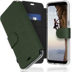 Accezz Étui de téléphone Xtreme Wallet Samsung Galaxy S8 - Vert