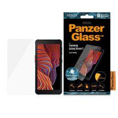 PanzerGlass Protection d'écran CF Anti-bactéries Galaxy Xcover 5