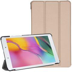 iMoshion Étui de tablette Trifold Galaxy Tab A 8.0 (2019) - Dorée