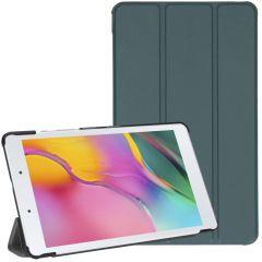 iMoshion Étui de tablette Trifold Galaxy Tab A 8.0 (2019) - Vert