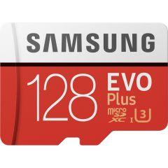 Samsung EVO Plus microSDXC de 128 Go de classe 10 + adaptateur 2020