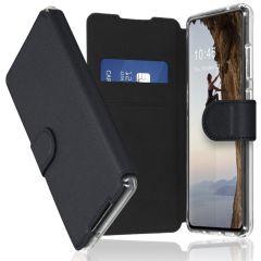 Accezz Étui de téléphone Xtreme Wallet Galaxy S21 Ultra - Noir