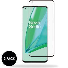 iMoshion Protection d'écran en verre durci 2 pack OnePlus 9 Pro