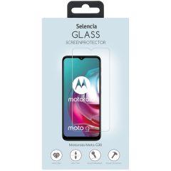 Selencia Protection d'écran en verre Motorola Moto G30 / G20 / G10 (Power) / E7i Power