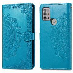 iMoshion Etui de téléphone Mandala Motorola Moto G30 / G20 / G10 (Power)