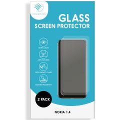 iMoshion Protection d'écran en verre durci 2 pack Nokia 1.4
