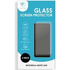 iMoshion Protection d'écran en verre durci Moto G30 / G20 / G10 (Power)