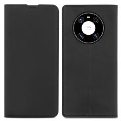iMoshion Étui de téléphone Slim Folio Huawei Mate 40 Pro - Noir