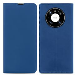 iMoshion Étui de téléphone Slim Folio Huawei Mate 40 Pro - Bleu foncé