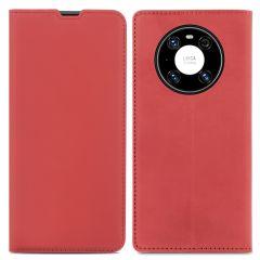 iMoshion Étui de téléphone Slim Folio Huawei Mate 40 Pro - Rouge