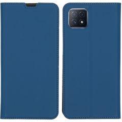 iMoshion Étui de téléphone Slim Folio Oppo A73 (5G) - Bleu foncé