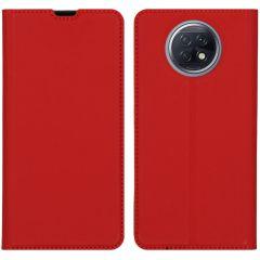 iMoshion Étui de téléphone Slim Folio Xiaomi Redmi Note 9T (5G)