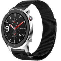 iMoshion Milanais Watch bracelet Amazfit GTR - Noir