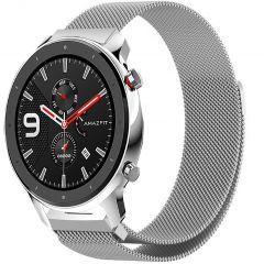 iMoshion Milanais Watch bracelet Amazfit GTR - Argent