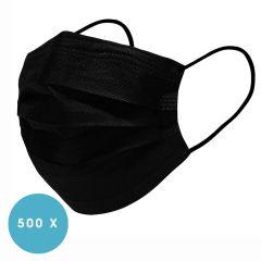 Masque jetable unisexe avec bande élastique pour adultes