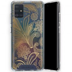Selencia Coque très protectrice Zarya Fashion Samsung Galaxy A71