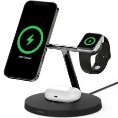 Belkin Chargeur sans fil 3 en 1 MagSafe iPhone+Apple Watch+AirPods