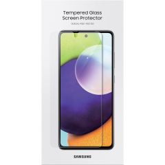Samsung Protection d'écran Tempered Glass Galaxy A52(s) (5G/4G)