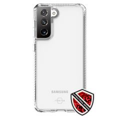 Itskins Coque Hybrid Clear Samsung Galaxy S21 Plus - Transparent