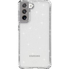 Itskins Coque Hybrid Spark Samsung Galaxy S21 - Transparent