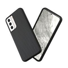 RhinoShield Coque SolidSuit Samsung Galaxy S21 - Carbon Fiber