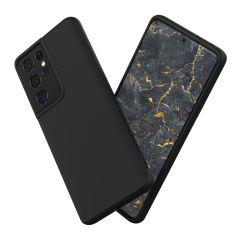 RhinoShield Coque SolidSuit Samsung Galaxy S21 Ultra - Classic Black