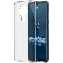 Nokia Coque Clear Nokia 5.3 - Transparent