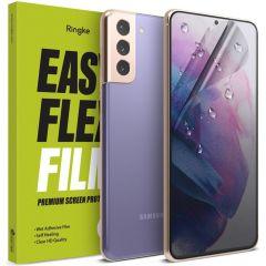 Ringke Duo pack de protections d'écran Easy Flex Galaxy S21 Plus