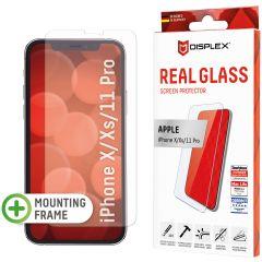 Displex Protection d'écran en verre durci Real Glass iPhone 11 Pro / Xs / X