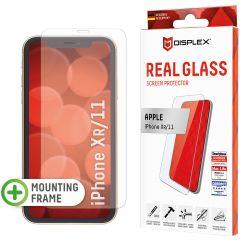 Displex Protection d'écran en verre durci Real Glass iPhone 11 / Xr