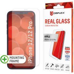 Displex Protection d'écran en verre durci Real Glass iPhone 12 (Pro)
