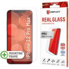 Displex Protection d'écran en verre durci Real Glass iPhone 12 Pro Max