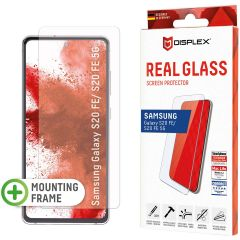Displex Protection d'écran en verre durci Real Glass Samsung Galaxy S20 FE