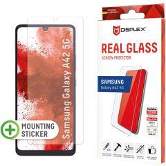 Displex Protection d'écran en verre durci Real Glass Samsung Galaxy A42