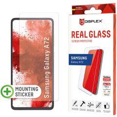 Displex Protection d'écran en verre durci Real Glass Samsung Galaxy A72