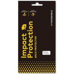 RhinoShield Protection arrière résistante aux chocs iPhone 12 (Pro)