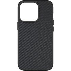 RhinoShield Coque SolidSuit iPhone 13 Pro - Carbon Fiber Black