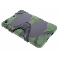 Coque Protection Army extrême iPad Mini / 2 / 3 - Vert
