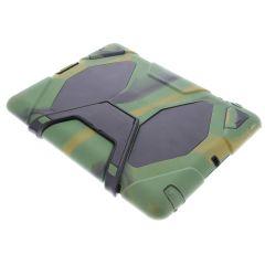 Coque Protection Army extrême iPad 2 / 3 / 4 - Vert