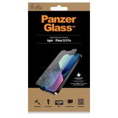 PanzerGlass Protection d'écran Anti-bactéries iPhone 13 / 13 Pro - Noir